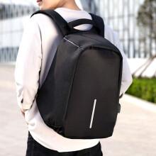 Men Portable Backpack Computer Bag School Backpacks Business Travel Bags BK