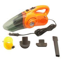 UIT (UNIT) car inflatable pump / wet and dry vacuum cleaner one machine YD-5305 orange