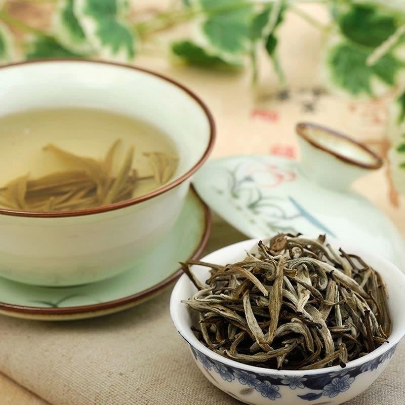 Белый чай картинки фото