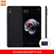 "Global Version Xiaomi Redmi Note 5 4GB 64GB 5.99"" 18:9 Full Screen Dual Camera Note5 Smartphone Snapdragon 636 Octa Core 4000mAh"