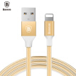 Baseus Lightning Data and Charging Cable 1m, Gold