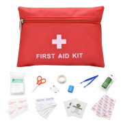 40,000 km  Portable Emergency Travel Survival First Aid Kit Medical Bag Packet