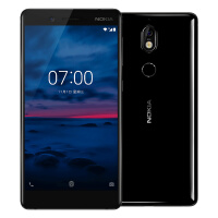 Nokia 7, 4 GB + 64 GB, black (Chinese version Need root)