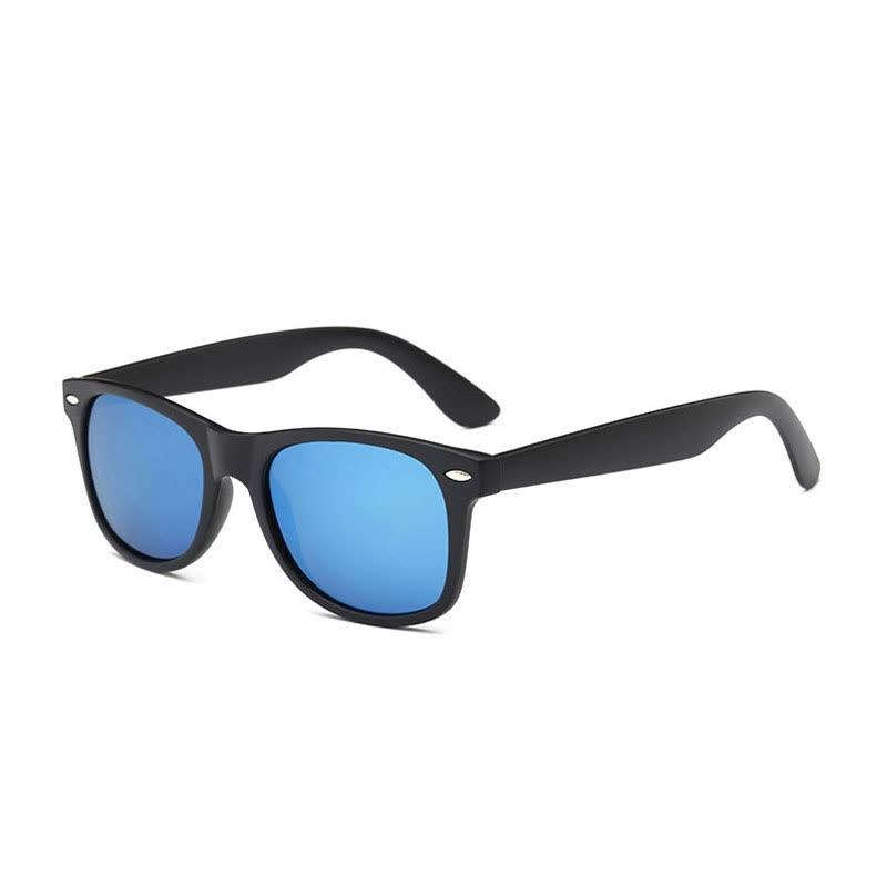 1c599130cd Fashion Square Polarized Sunglasses vintage mens Polaroid Women Rivets  Retro Sun glasses gafas Oculos de sol