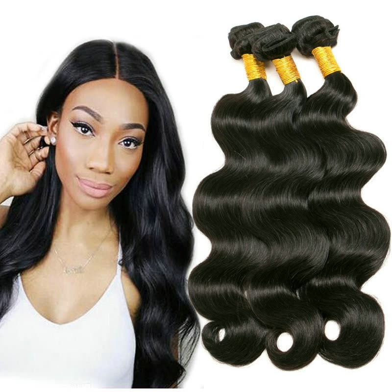 Shop Clarolair Hair Brazilian Body Wave Human Hair Brazilian Virgin