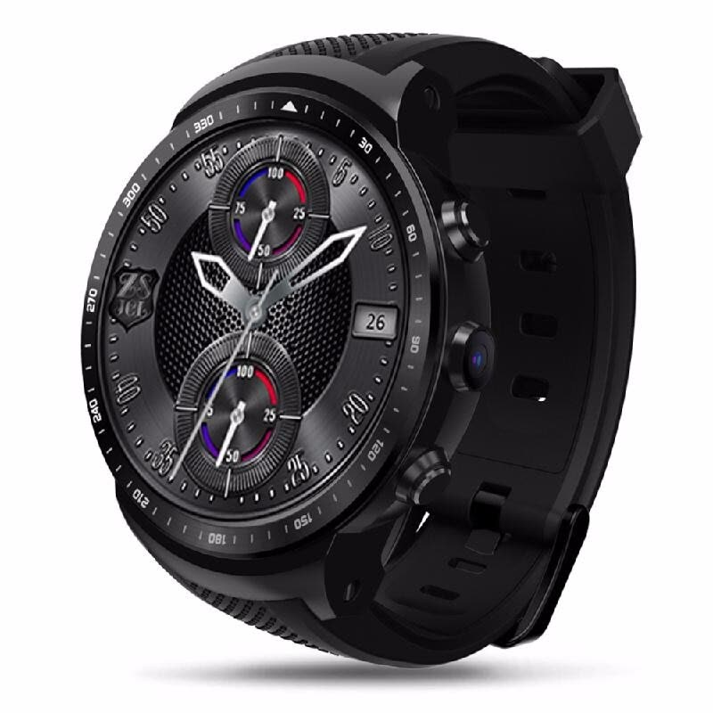 Zeblaze THOR Pro 3G WCDMA GPS Smart Watch Phone1.53inch IPS Display 1GB + 16GB Android 5.1 Wifi BT шагомер Heart Rate Smartwatch