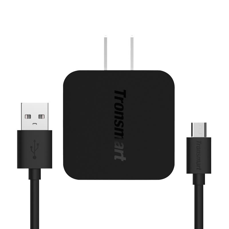 VKTECH  Tronsmart Qualcomm Quick Charge 2.0 18W USB Charger US Plug