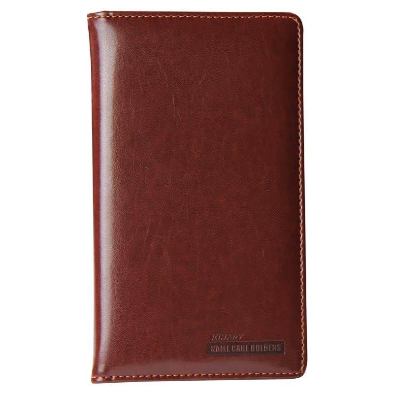 Kinary kinary os9005 senior leather pattern business card book 72 kinary kinary os9005 senior leather pattern business card book 72 deep coffee reheart Images