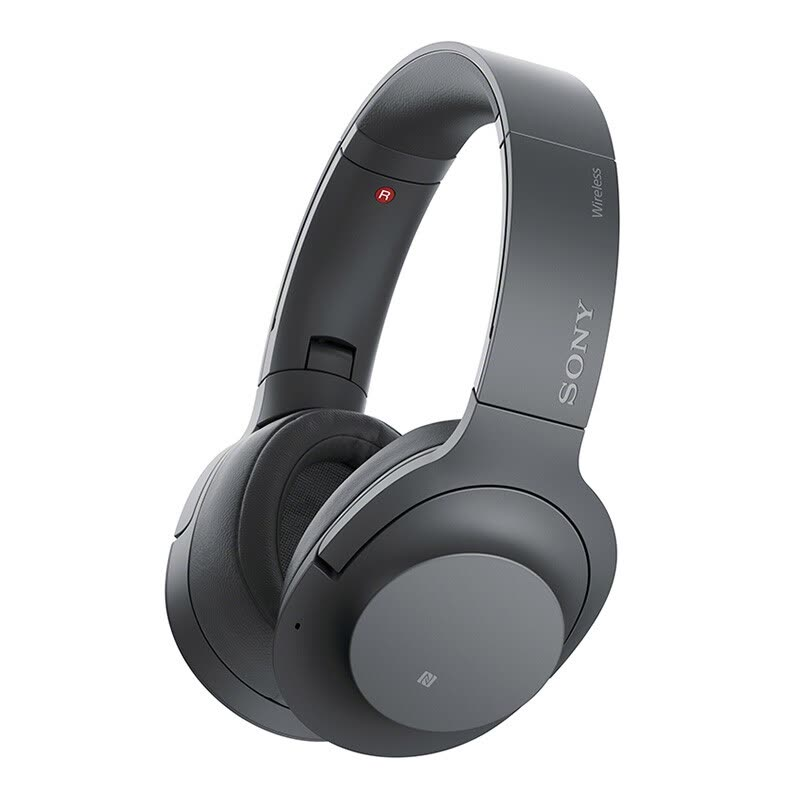SONY WH-H900N Bluetooth wireless headset noise cancelling headset Hi-Res gaming headphone phone headset  gray black