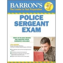 anthropology-Barrons Police Sergeant Examination on JD