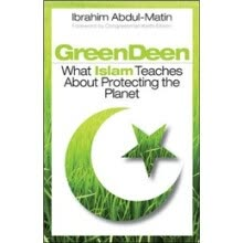 -Green Deen: What Islam Teaches about Protecting the Planet  绿色宗教 on JD