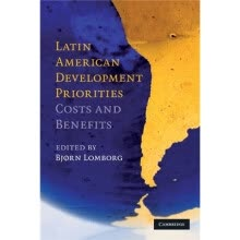 -Latin American Development Priorities:Costs and Benefits[拉丁美洲发展重点:成本与收益] on JD