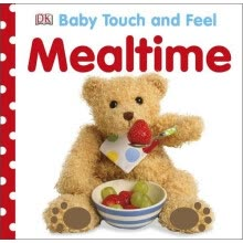 -Mealtime (Baby Touch & Feel) [Board book] on JD