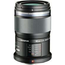 -Olympus (OLYMPUS) M.ZUIKO DIGITAL ED 60mm F2.8 Macro Macro lens Black on JD
