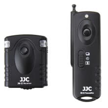 -JJC JM-A (II) Wireless Shutter Camera Remote Control for Canon 5DM3 7DM2 5DS 5DSR 1DX 1D 6D Machine B Door Delay Replacement TC-80N3 on JD