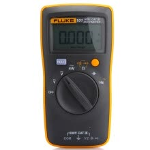 -Fluke (FLUKE) F101 handheld digital multimeter multimeter automatic range instrumentation on JD