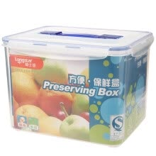 -[Jingdong supermarket] Long Shida (LONGSTAR) microwave lunch box crisper 10L waterproof portable storage box sealed tank storage box LK-2046 on JD