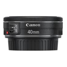 -Canon (Canon) EF 40mm f / 2.8 STM standard fixed focus lens on JD