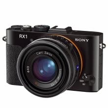 -Sony (SONY) RX1R full frame black card digital camera set 35mm F2 Caesar Ding Jiao head on JD