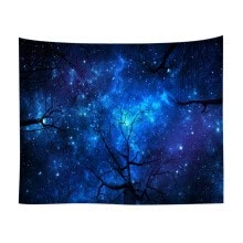 -New Digital Printing Tapestry/Mural/Beach Towel Tree Star Series Multi-purpose Tapestry or wall hanging for living room on JD