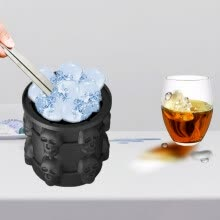bar-tools-glasses-Taro-shaped ice bucket Taro rubber silicone wine champagne ice bucket on JD