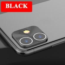 -Camera Lens Protective Ring Tempered Glass Metal Alloy Phone Back Camera Protector For iPhone 11/11 Pro/11 Pro Max Accessories on JD
