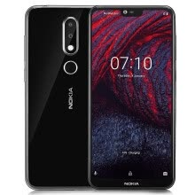 -Nokia X6 4G Phablet 5.8-дюймовый Android 8.1 Qualcomm Snapdragon 636 Octa Core 4GB RAM 64GB ROM 16.0MP + 5.0MP Двойные задние камеры Finge on JD