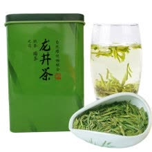 -C-LC001 New 5A+ Chinese Top Grade West Lake Spring Longjing Green Tea Dragon Well Tea Long Jing Gift Packing China Green Food on JD