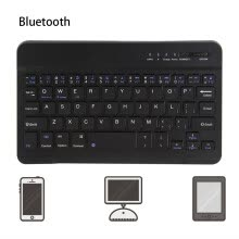 -Slim Wireless Bluetooth Keyboard For iMac/iPad Android Phone Laptop Tablet PC on JD