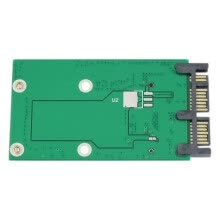 -Mini PCIe PCI-e MSATA 3x5cm SSD To 1.8' Micro SATA USATA Adapter Converter Card on JD