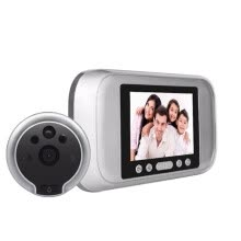 access-control-720P Intelligent Electronic Cat Eye HD Video Doorbell With Human Induction on JD