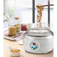 -1.5L Natto/Rice/Wine Maker Machine,Multi-Function Household Automatic Cuisine Au on JD