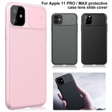 -HOTBEST Slide Camera Cover for IPhone 11 6.1inch/ IPhone 11Pro 5.8inch/iPhone 11Pro Max 6.5inch Lens Protection Case Cover on JD