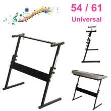 -On-Stage Pro Heavy Duty Folding-Z 54/61 Keyboard Piano Stand Height Adjustable on JD