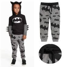 -Cotton Baby Boys Kids Batman Printed Pants Casual Trousers Fit 2-7 Years on JD