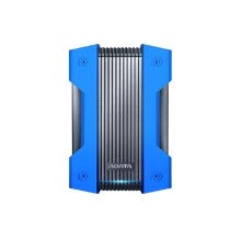 -ADATA HD830 External Hard Drive Portable HDD 5TB USB3.1 Anti-shock Data Encryption for Travel(Blue) on JD