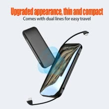 power-banks-NENGDIAN Apple Android mobile phone power bank 10000mAh 23052 on JD