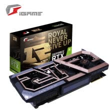 -Colorful iGame GeForce RTX 2080Ti RNG Edition GDDR6 11G esports game graphics on JD