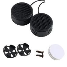 -[Firstdream Store]2 x 500 Watts Super Power Loud Dome Tweeter Speakers for Car 500W on JD