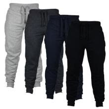 -Men Long Casual Sport Pants Gym Slim Fit Trouser Running Jogger Gym Sweatpant on JD
