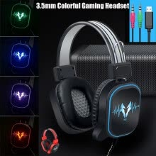 table-lamps-DS-100 3.5MM Wired Earphone Gaming Headphone Headset Mic Noise Cancelling For PC on JD