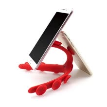 -Creative mobile phone bracket amazing shape lazy mobile phone bracket car bracket new silicone photo tripod on JD