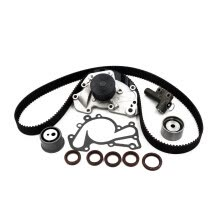 -Timing Belt Water Pump Kit Fits For 99-09 2.5 2.7L Hyundai Kia Optima G6BA G6BV on JD