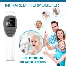 -Baby Adult Forehead Thermometer Digital Infrared Body Temporal Thermometer on JD