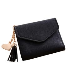 -2018 New Litchi stylish Women Wallet 7 Color Pink Navy Blue Gray Black Wallet Female Hasp Money Bag Lady Coin Photo Card Holder on JD