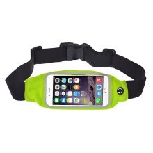 -Sports Running Gym Waist Belt Bag Case Cover for iphone6 4.7 Inch GN on JD