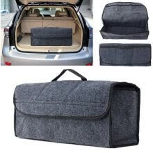 nail-art-equipment-Grey Large Anti Slip Car Trunk Boot Storage Organiser Case Tool Bag Holder on JD