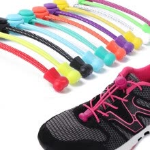 shoe-accessories-Unisex Elastic Shoe Laces For All Sneakers Sport Shoes Buckle Lazy Lock Laces on JD