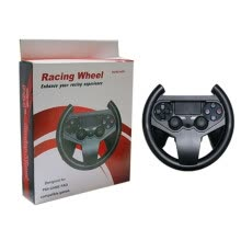 -Designed for PS4 game racing steering wheel PS4 game controller Sony Playstation 4 car steering wheel driving game controller on JD