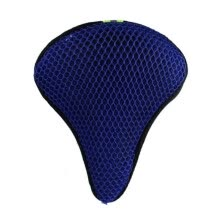 Bike Extra Soft Gel Pad Cushion Saddle Seat Cover For Bicycle Cycle Seat L5U4